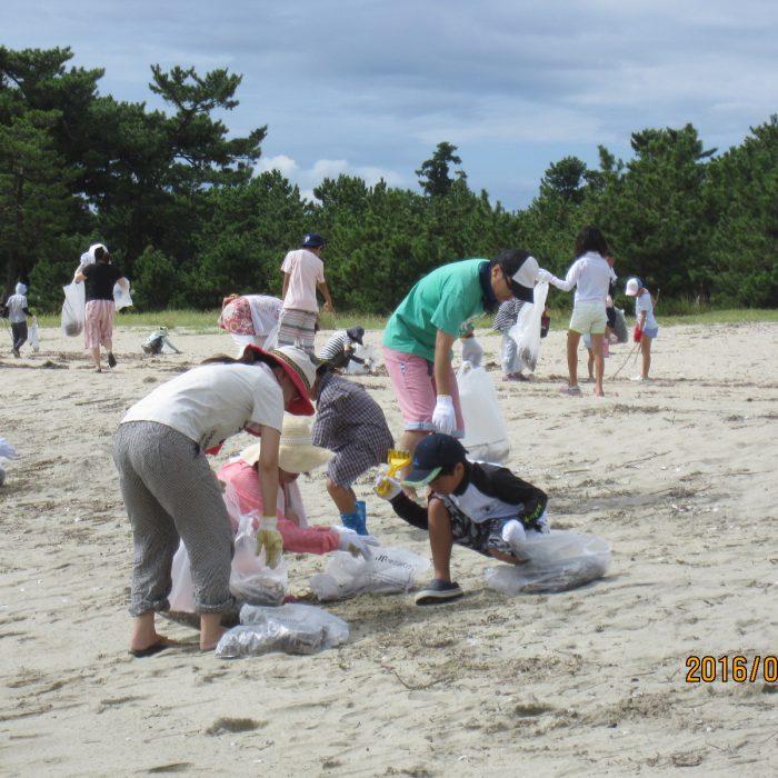 海岸清掃&漁業体験 参加者募集